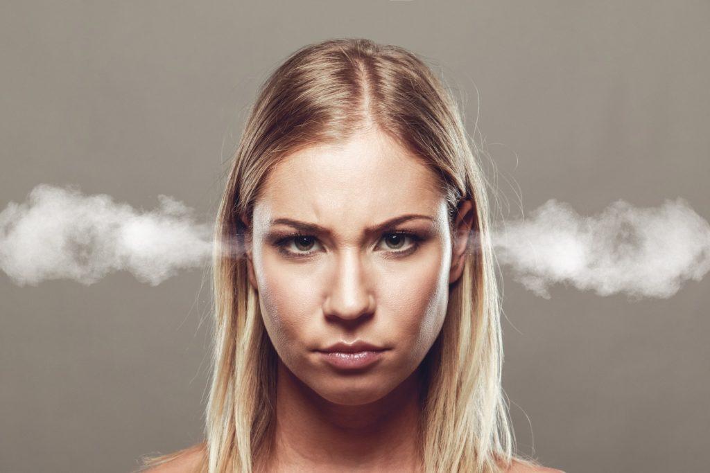 funkcje złości